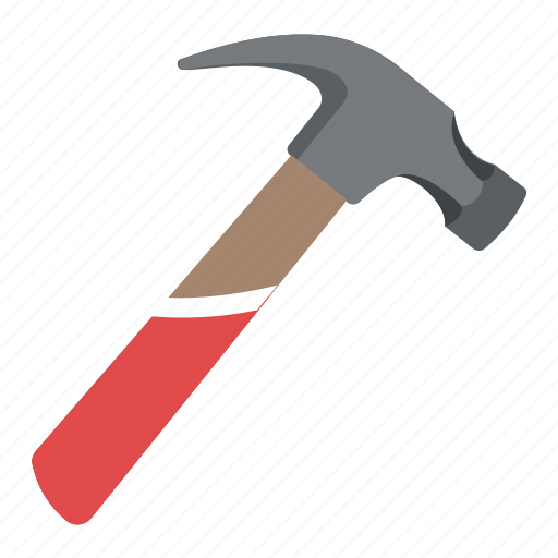 Carpenter, claw hammer, hammer, tools, woodwork icon - Download on Iconfinder