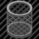dustbin, garbage can, recycle bin, rubbish bin, trash bin