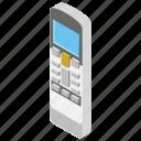 ac remote, electronic remote, remote control, remote signals, system remote icon