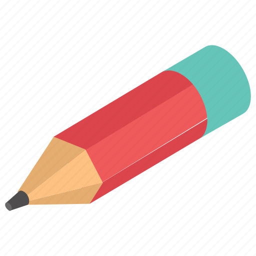 Pencil, sketching pencil, stationery, writing pencil, writing tool icon - Download on Iconfinder