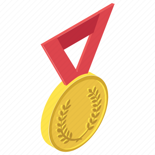 Award, emblem, gold medal, medal, winner icon - Download on Iconfinder