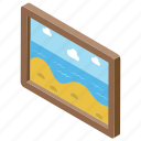 image, photo, photo frame, picture, portrait icon