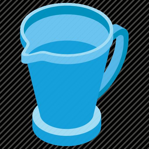 Jug, water container, water jar, water jug, water mug icon - Download on Iconfinder