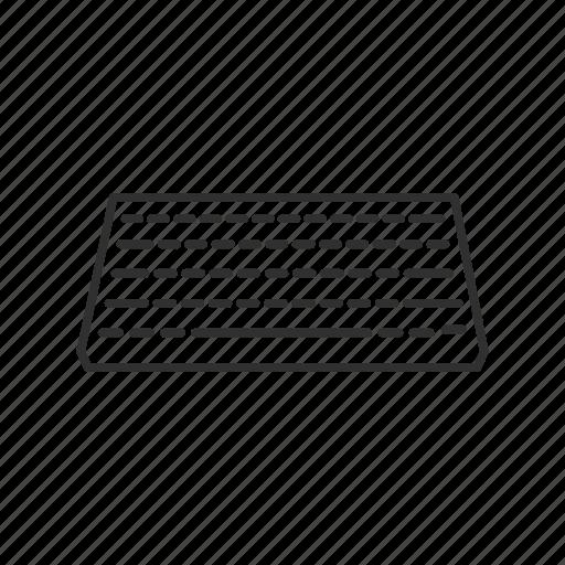 communication, key, keyboard, letters, mac keyboard, text, type icon
