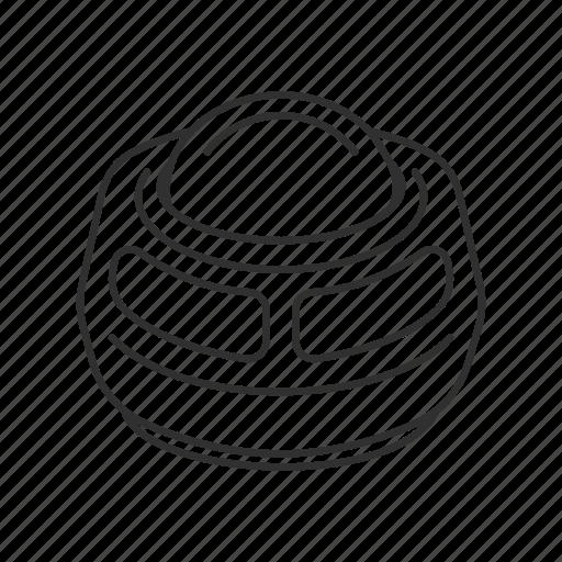 ball, ball rotation, buzzer, rotation, sensor, trackball, trackball emoji icon