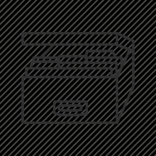 box, card file box, card files, documents, file dolfer, files, office icon