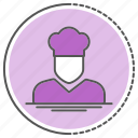 chef, cokking icon