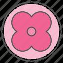 floral, flower, garden, plant, spring icon