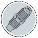 equipment, fittings, flare, hoses, repair, tool icon