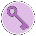 device, hardware, key, keys, technology icon