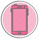 device, mobile, smartphone, technology icon