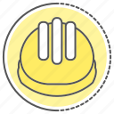 equipment, personal, protective, tools icon