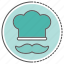 chef, cook, cooking, food, kitchen, restaurant icon