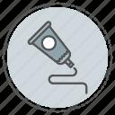 adhesive, adhesives, bandage, equipment, plaster icon