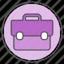 bag, briefcase, case, finance, portfolio icon
