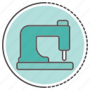 equipment, machine, robotic, sewing, tool icon