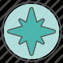 galaxy, gradient, star, stars icon