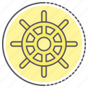 car, steering, vehicle, wheel, wheels icon