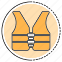 equipments, protective, tools, wear, workwear icon