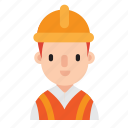 boy, career, costume, job, labour, man, occupation icon