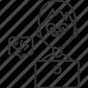 programmer, computer, algorithm, software, coding