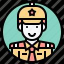 bodyguard, security, service, surveillance, watchman icon