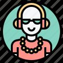 club, disco, dj, entertainment, party icon