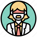 engineer, physics, research, scientist, theory icon