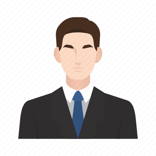 boss, business man, employer, job, man, occupation, people icon