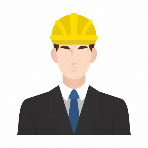 boss, business man, construction, employer, job, occupation, project icon