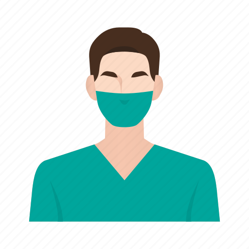 doctor, job, man, medical, occupation, people, surgeon icon