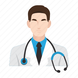 doctor, health, job, man, medical, occupation, people icon