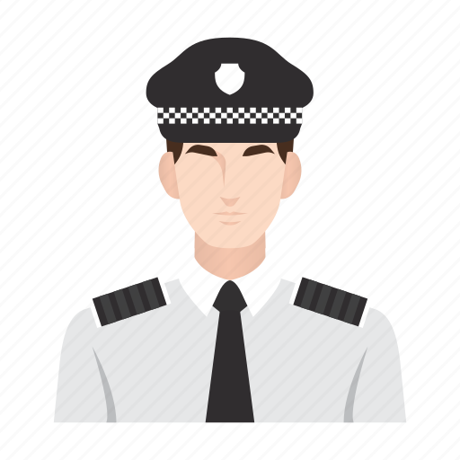 criminal, job, man, occupation, people, police, police officer icon
