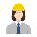 business, construction, job, occupation, people, woman, worker
