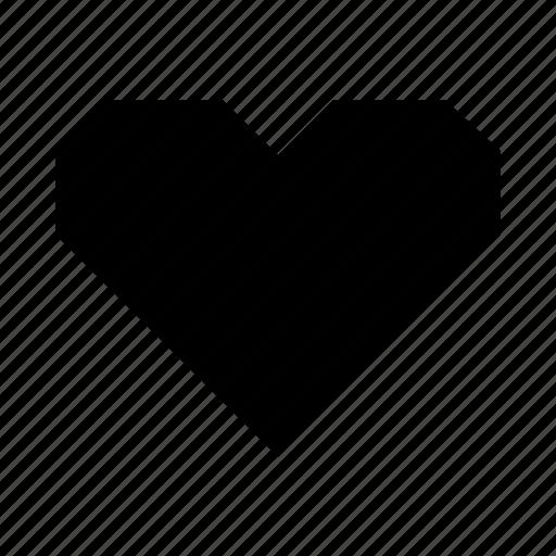 favourite, heart, like, love, romance icon