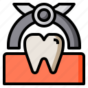 dentist, extraction, health, medical, odontologist, tooth