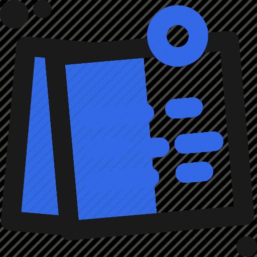 assignments, calendar, duty, list, organize, tasks icon