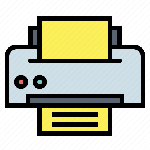 ink, print, printer, printing icon