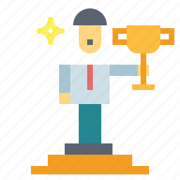 business, businessmen, goal, success icon