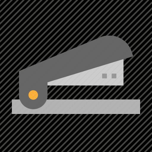 clip, office, stapler, stationary icon