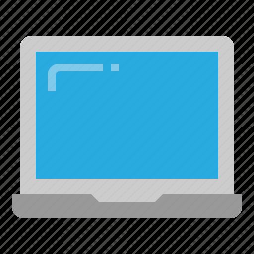 computer, desktop, laptop, office, technology icon