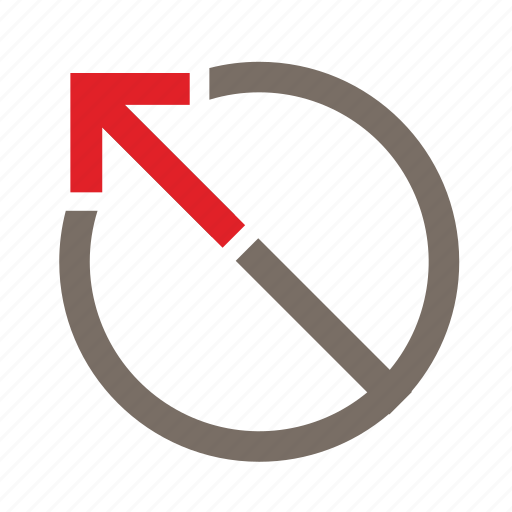 block, cancel, circle, delete, office icon