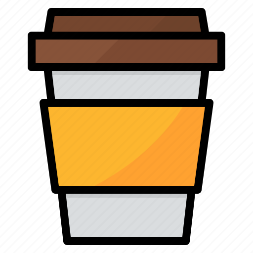 break, coffee, drink, takeaway icon
