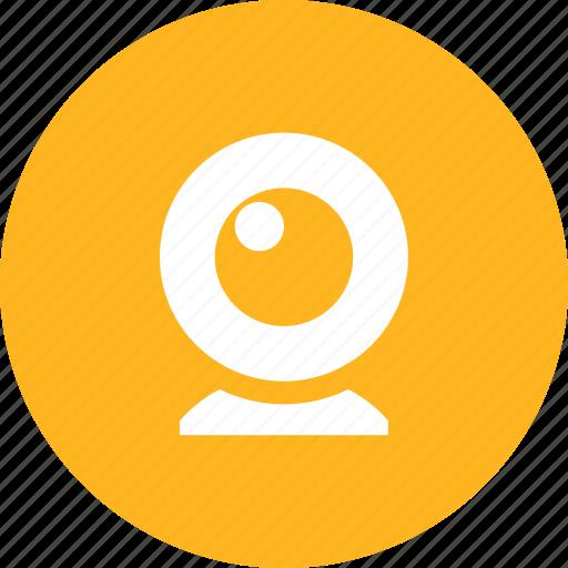 cam, camera, conferencing, facetime, video, webcam icon