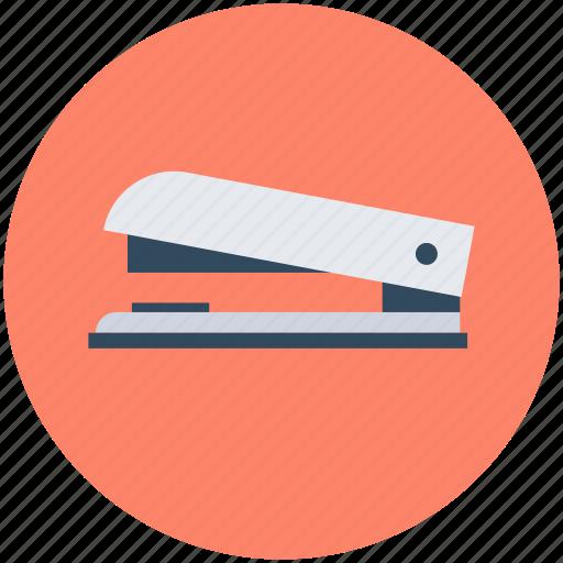 office supply, school supply, staple machine, stapler, stationery icon