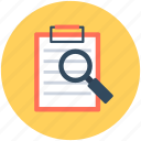 file scanning, magnifier, search document, search file, search page
