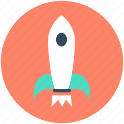 business, finance rocket, new business, rocket, startup icon