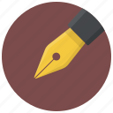 document, edit, pen, pencil, write icon