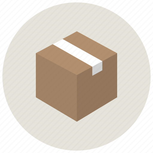 box, delivery, gift, office, package, product, shopping icon