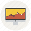 analysis, analytics, diagram, graph, report, sales, statistics icon
